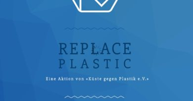 The future of the ocean looks terrifying… Let's Replace Plastic!